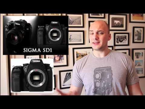 Biggest price drop in camera history: Sigma sd1 Merrill