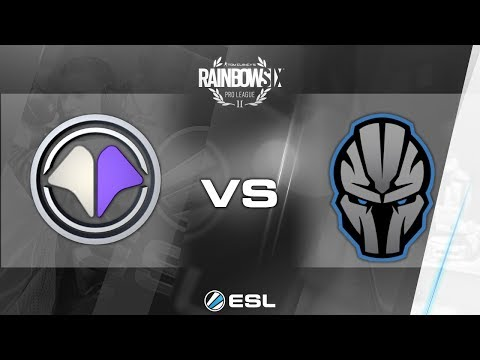 Rainbow Six Pro League - Season 2 - PC - EU - Millenium vs. gBots - Week 2