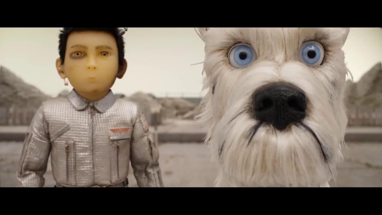אי הכלבים טריילר רשמי   ISLE OF DOGS