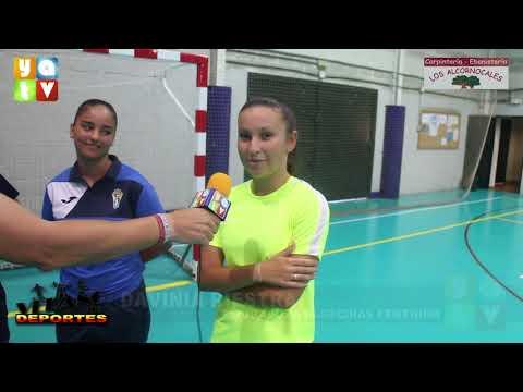 Verano de Deportes con el fútbol sala femenino de Algeciras
