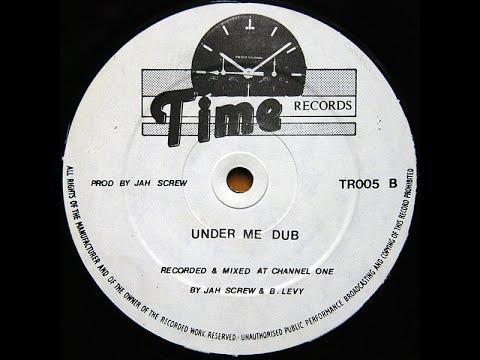 Barrington Levy / Jah Screw – Under Me Dub 1
