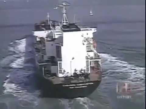 Full Documentary - Inside Oil Tankers | Modern Marvels Extreme