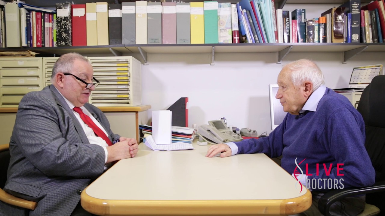 Prof. Raphael Mechoulam - Medical Cannabis & Cancer