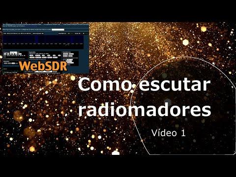 Radioescuta:  Escutando