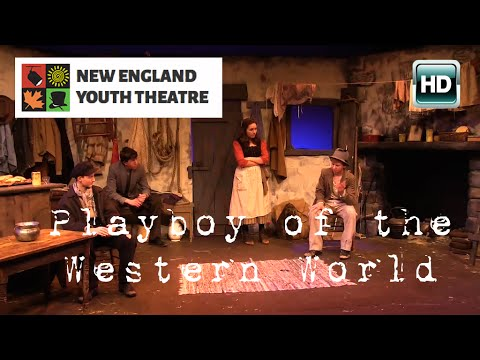 New England Youth Theatre presents J.M. Synge- 'Playboy of the Western World'