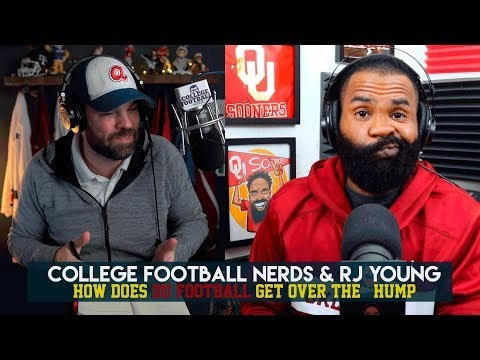 RJ Young and The College Football Nerds: Oklahoma Football, Jalen Hurts, Defense, and Kyler Murray