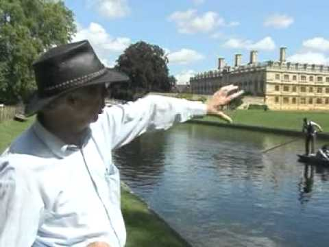 A Short History Of Punting In Cambridge