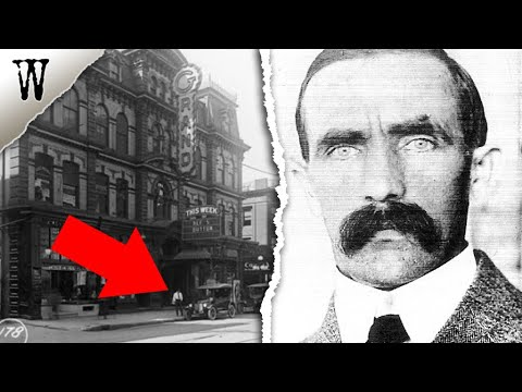 The Bizarre Disappearance & HAUNTING OF AMBROSE SMALL