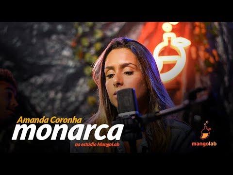 Amanda Coronha - Monarca no Estúdio MangoLab