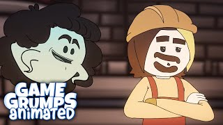 Arin Finds a Checkpoint (by Cromagg) - Game Grumps Animated