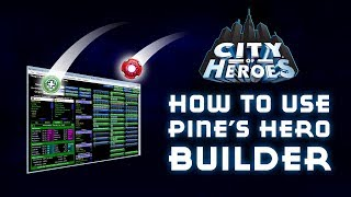 How To Use Pine's Hero Builder | Step By Step Tutorial