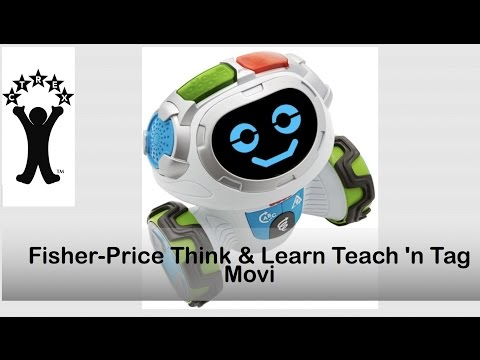 Fisher-Price Think & Learn Teach 'n Tag...
