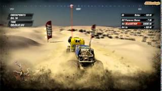 FUEL   PC Gameplay   Monster Truck Race HD 720p