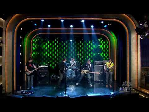 Hawthorne Heights - Saying Sorry (Live On Conan O'Brien) HD