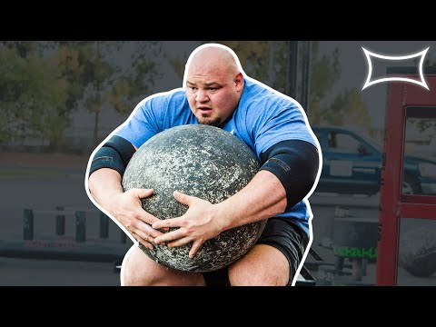 BRIAN SHAW SHARES SECRETS OF STRENGTH AT SUPER TRAINING GYM| With Mark Bell and Jesse Burdick