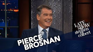 Stephen's Favorite Pierce Brosnan Role: Thomas Crown