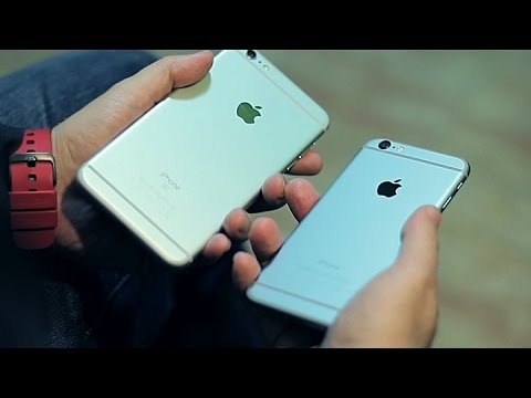 Apple iPhone 6S vs iPhone 6 en español, comparativa