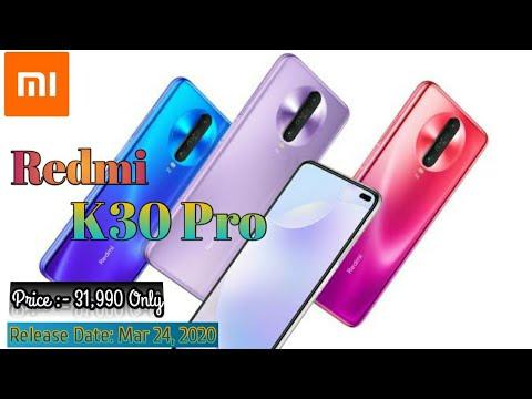 Redmi K30 Pro Details, Full Specifications || Technical Tips Boy || Redmi K30 Pro