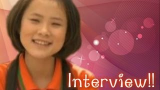 Me(Wenwen Han) kiss scene interview