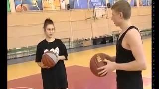 Открытый урок Баскетбольный фристайл