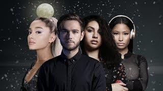Stay x The Light Is Coming (Mashups) Zedd, Ariana Grande, Nicki Minaj (CC ,THAI & ENGLISH)