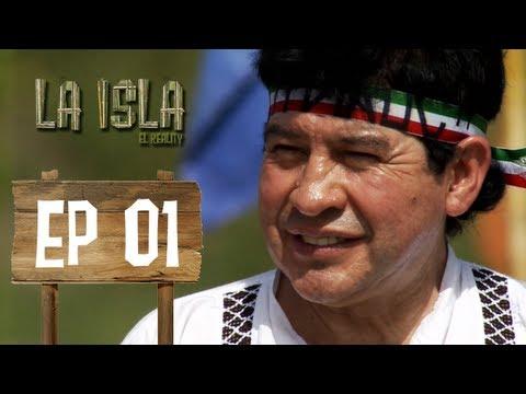 Primera Temporada - La Isla: El Reality - Capítulo 1