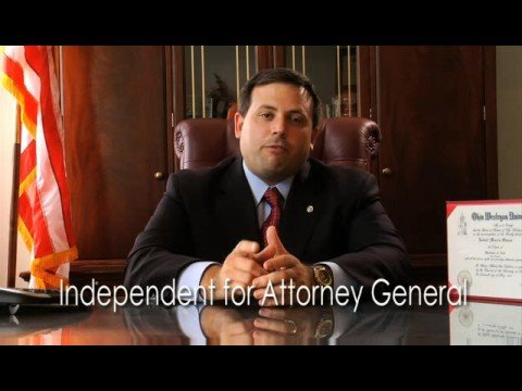 Robert Owens for Ohio Attorney General campaign commercial