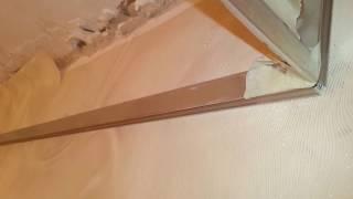 Видео урок двухуровневый натяжной потолок компания Mirpotolkov