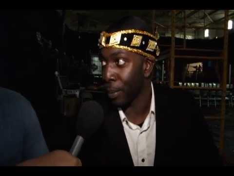 Prince Nana interview