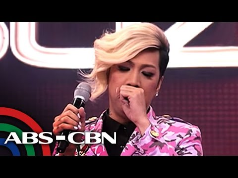 Vice Ganda cries as he talks about sick lolo