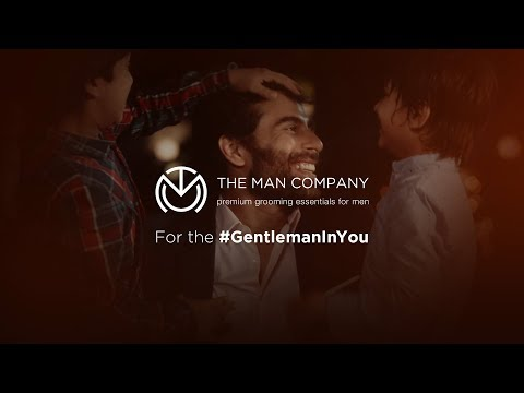 The Man Company | For the #GentlemanInYou | Gentleman In You | International Men's Day