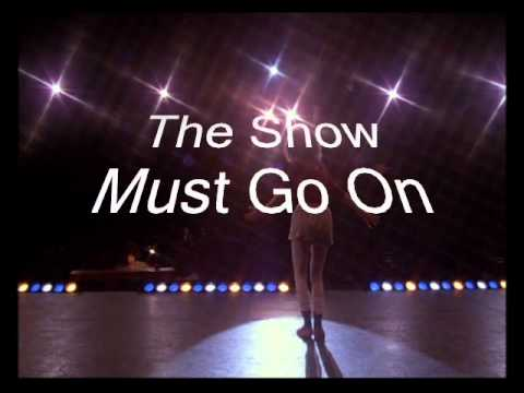 Kids From Fame - The Show Must Go On - Instrumental - Karaoke