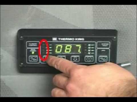 Thermo King Tripac Wiring Diagram 24v Thermostat Driver Operation Part 1 Youtube Premium