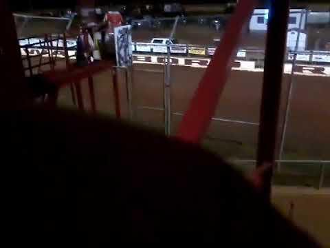 Swainsboro Raceway 8/12/17 Road Warrior