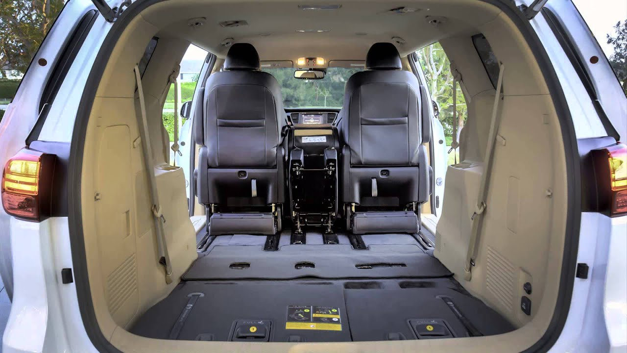 2015 kia sedona minivan youtube. Black Bedroom Furniture Sets. Home Design Ideas