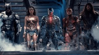 Justice League - Come Together (OST Movie/Full Song)