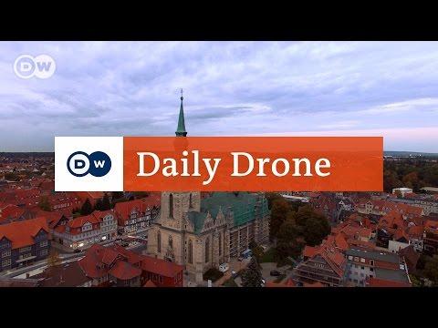 #DailyDrone: Wolfenbüttel, Niedersachsen