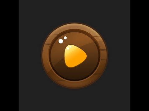 Photoshop Game Button UI Design YouTube - Game ui design