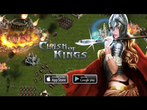[HD] Clash Of Kings Gameplay IOS / Android | PROAPK