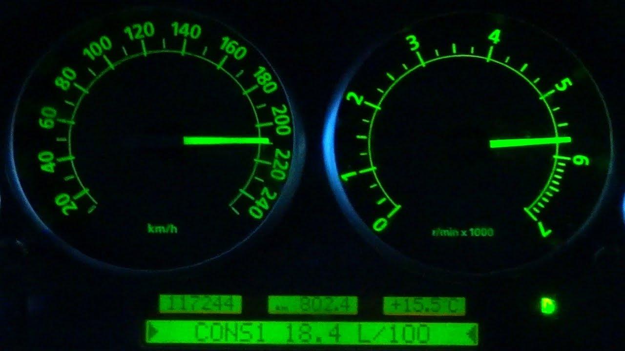 Range Rover V8 Acceleration 0100  0200  Top Speed Test  YouTube