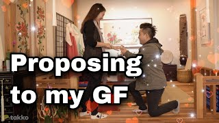 I PROPOSED TO MY GF AND WROTE HER A SONG
