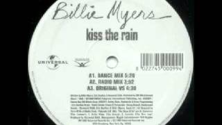 Billie Myers - Kiss the rain  (Dance Mix)