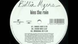Billie Myers - Kiss the rain  (Dance Mix)