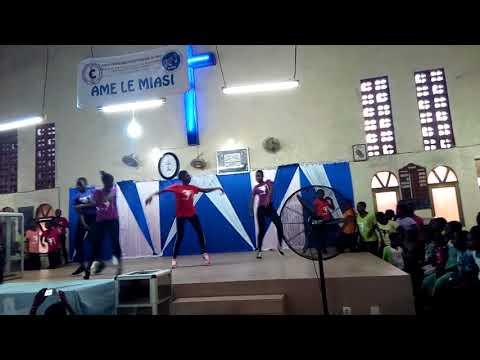 Eben joyful_noise Official video_ Groupe La Colombe de l'Église EEPT Agoe-Fiovi
