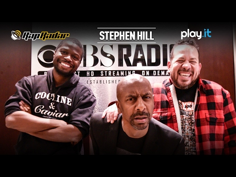 Stephen Hill (Full) - Rap Radar