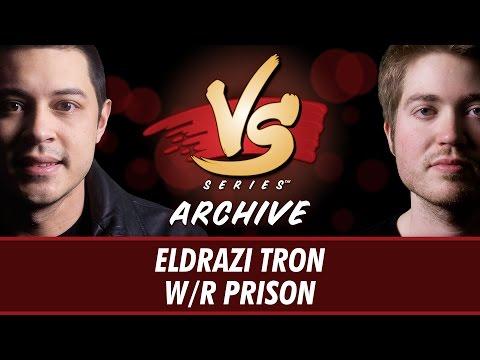 3/2/2017 - Tom VS. Majors: Eldrazi Tron vs W/R Prison [Modern]