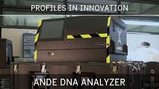 Pelican Profiles in Innovation: ANDE Mobile DNA Analyzer