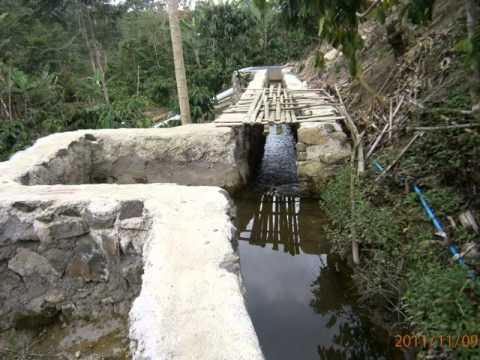 Microhydro Supplies Power to Remote Communities in West Lampung, Indonesia