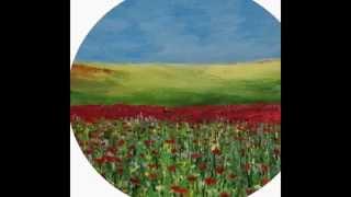 Анна Баженова, картины акрил, масло. Часть I