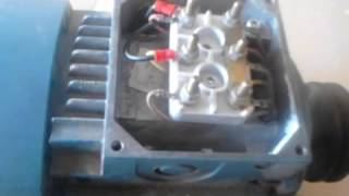 comment rendre un moteur380v on 220v